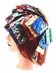 Hair Highlighting Aluminium Foil
